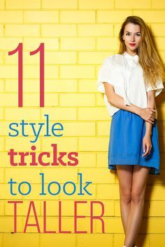 Check out our tips on how to look taller in your #ootd pictures! So simple & easy you would have never thought it works, but they do TRUST ME! check them out and tell us what you think! #shortgirlproblems