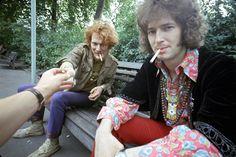 Ginger Baker & Eric Clapton