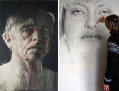 Annemarie Busschers is a dutch artist.