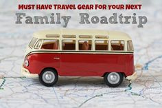 Must Have Travel Gear for Your Next Family Road Trip - Almost Supermom