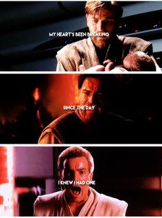 :{{{ !!!! Obi-Wan and his ridiculously tragic life :(((
