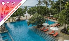 New Star Beach Resort - New Star Beach Resort: Thailand, Koh Samui: 5- or 7-Night Tropical Escape for Two with Breakfast and Welcome Drinks at New Star Beach Resort