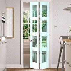 Pioneer glass bifold door for the home pinterest doors image result for bi fold glass interior doors planetlyrics Image collections
