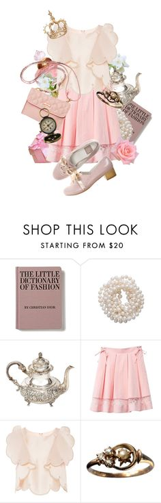 by glitter-and-mermaids ? liked on Polyvore featuring Briolette  sc 1 st  Pinterest & Pink High Low Skirt With Bow Tie (1110 DOP) ? liked on Polyvore ... azcodes.com