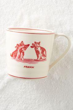 Holiday Icon Mug #AnthroRegistry #Sale