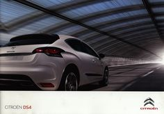 https://flic.kr/p/GXyxiU   Citroen DS4; 2010_1   front cover car brochure by worldtravellib World Travel library