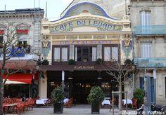 BUCKET LIST: FRANCE ~ EAT at Le café du Levant, Brasserie, Bordeaux - Restaurant