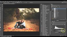 adding a warm tone to images