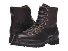 rag & bone Vintage Hiker (Dark Brown) Men's Shoes