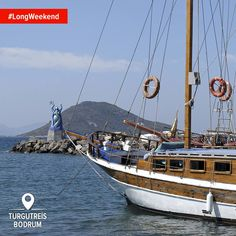 The turquoise sea, deep blue sky and lush green nature... Bodrum's Turgutreis has got all you need for a perfect #LongWeekend holiday getaway.