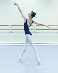 Vaganova student Maria Khoreva.