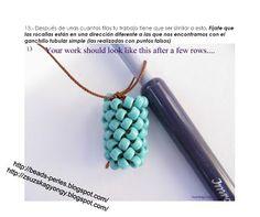 Beads Perles: ¡¡RETO!! CHALLENGE!!