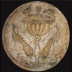 A Byzantine Mosaic Roundel, Syria, 5th/6th Century A.D.