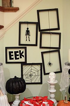 Halloween Decor (20 Pics)
