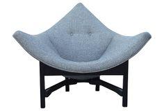 George Nelson-Style   Chair on OneKingsLane.com