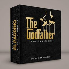 Te haré una oferta que no podrás rechazar #ElPadrino #Godfather #ColeccionCompleta · DVD Bs. 1.500 · BluRay Bs. 2.100 · Calidad garantizada #Series #Películas #Retro #Actuales #Comics #Comiquitas #DVD #BluRay Si quieres una serie o película solo llámanos. Pedidos: 0414.402.7582 Presentación #BoxSet exclusiva de #RetroReto