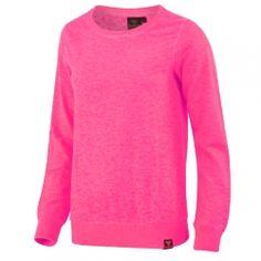 Hummel Emma Neon Sweatshirt #pink #neon #hummel Neon, Sweatshirts, Sweaters, Pink, Neon Tetra, Pullover, Sweater, Pink Hair, Plush