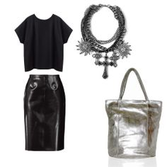 necklace and bag www.myla.es