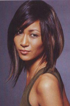 Coiffure Cheveux Mi-Long