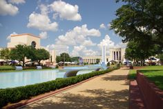 Fair Park, Dallas.  You can get a little bit of everything at this location!