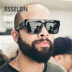 RSSELDN America and Euro Brand Designer Sunglasses Men Women Retro Vintage Sun glasses Frame Fashion Glasses Quality Eyeglasses