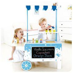 Jugamos a vender #helados? #icecream #juguetes #barruguet #hapetoys