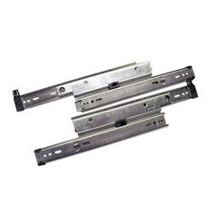 Knape and Vogt KV8505 P20 8505 Series File Drawer Slides 20 Inch (Full Set for 1 Anochrome Cabinet Hardware Drawer Slides Drawer Slide