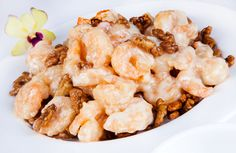 Honey and walnut shrimp - I want the recipe for this