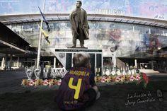 La huella de Josep Guardiola