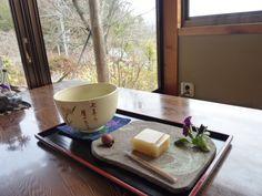 Cafe, Bessyo-Onsen Ueda Nagano Japan