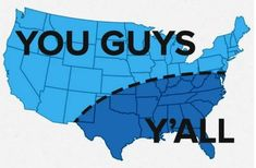 22 Words That Have A Totally Different Meaning In The South via Buzzfeed