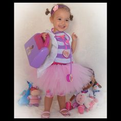 Krystal Makayla's Doc McStuffins Birthday Outfit by MsJoycemarie