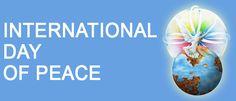 21 Settembre  Giornata internazionale della pace.