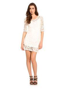 Lidia Lace Dress