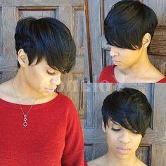 26.42$  Watch now - https://alitems.com/g/1e8d114494b01f4c715516525dc3e8/?i=5&ulp=https%3A%2F%2Fwww.aliexpress.com%2Fitem%2FShort-Pixie-Human-Cut-Hair-Wigs-With-Bangs-Fashion-Brazilian-Human-Short-Hair-Glueless-Full-Lace%2F32779306959.html - Short Pixie Human Cut Hair Wigs With Bangs Fashion Brazilian Human Short Hair Glueless Full Lace Front Hair Wigs for Black Women