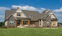 The Sagecrest - House Plan #1226