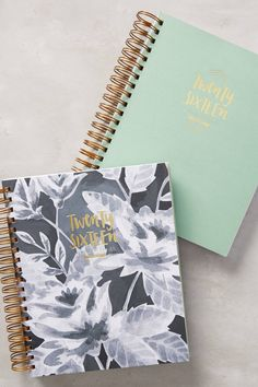 38 Chic Agendas For an Organized New Year
