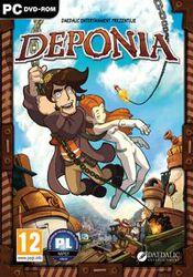 Recenzja gry Deponia - PC