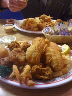 Southern Fried Food, Gulf Shores, Alabama!