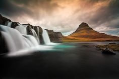 Kirkjufellsfoss Photo by Ennio Pozzetti -- National Geographic Your Shot