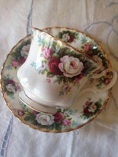 Celeration Royal Albert tea cup and saucer