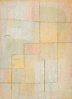 Paul Klee. Clarification 1932