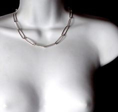 Smooth Java: Sterling Silver Classic Elegant by curlygirlglass