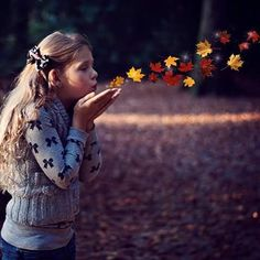 Autumn photoshoot 4 Hip&Haar. The weather is great #haarspeld #haaraccessoires #lazysunday #forrest #leafs #hairbows #bows #strikken #haarstrik #kinderen #hairfashion #haarmodel