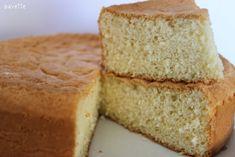 Torta pan di spagna , Bizcocho pan de españa.  -   Base de bizcocho,para cualquier tipo de tarta