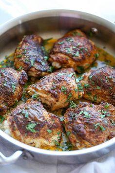 Southwest Buttermilk Baked Chicken Recipe @ https://www.facebook.com/Urban-Foodie-321998004590237/ #SouthwestButtermilkBakedChicken