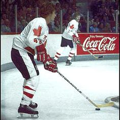 Canada's Bobby Orr was named the MVP of the inaugural Canada Cup in (Frank Prazak/HHOF) - Legends of Hockey - Gallery - Pro Classics, 005 Hockey Rules, Hockey Teams, Coca Cola, Canada Cup, Hockey Boards, Bobby Orr, Boston Sports, Vancouver Canucks, Nfl Fans