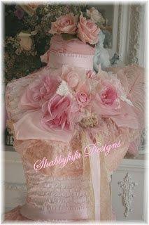 shabbyfufu | Found on shabbyfufu.blogspot.fr.....VERY PINK VINTAGE AND PRETTY !!!'cherie