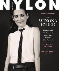 Winona Ryder, September 2016