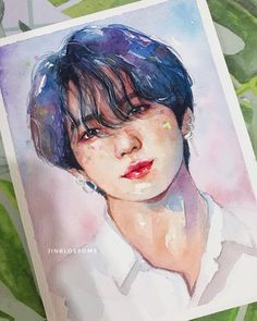 fa you're my sun, my moon and all my stars ✨ (art prints order link in bio) . Jungkook Fanart, Kpop Fanart, Bts Jungkook, Inspiration Art, Art Inspo, Fan Art, Kpop Drawings, Fanarts Anime, Bts Pictures